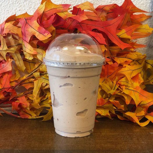 Peanut Buttercup Smoothie
